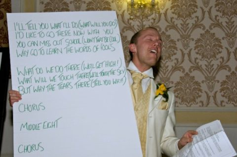 Tips for giving best man speeches