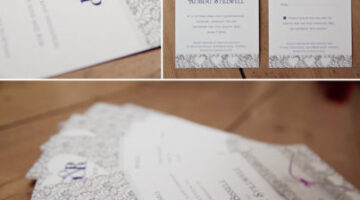 DIY Wedding Invitations: How To Make Your Own Wedding Invitations Using Photoshop