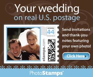 Order your personalized photo stamps good on all U.S. mail from the USPS now.